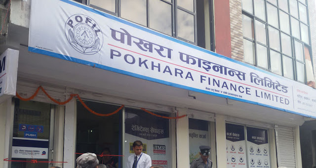POKHARA FINANCE