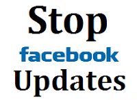 Stop Or Ignore A Friends Update On Your Profile Page