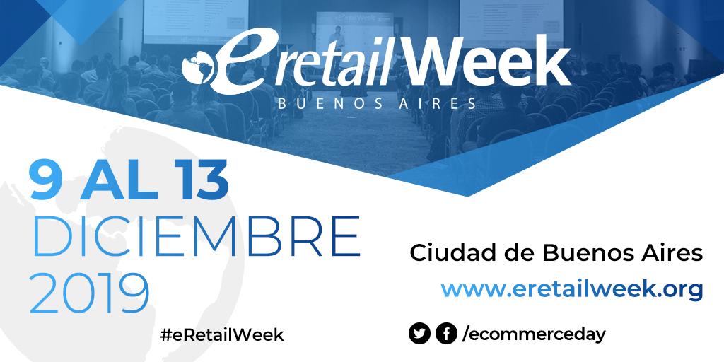 eRetail Week: una semana dedicada a la profesionalización de los negocios online del sector retail