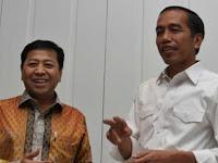 Ini Dia Alasan Jokowi dan KPK Takut ke Setnov Kasus E-KTP