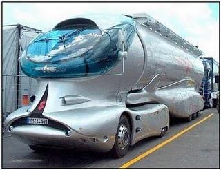 New Design Of Future Truck