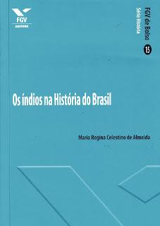 livro os índios na história do brasil