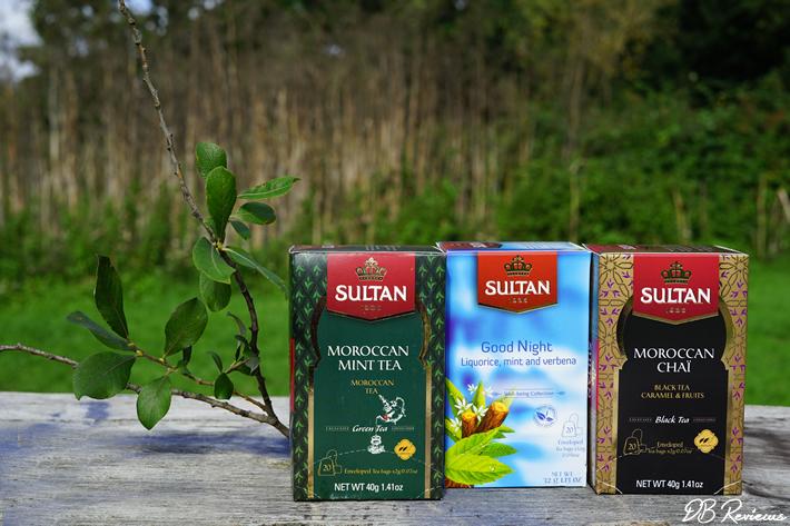 Sultan Tea Moroccan Chai