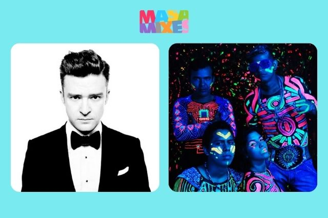 Coisa & Tie (Justin Timberlake vs. Gang do Eletro)