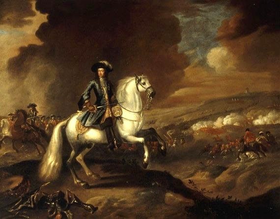 William III - King of England, Scotland, and Ireland