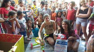 Bom Jardim - MA: BJ SUPERMERCADO realizou grande festa para as crianças. Foi um dia repleto de alegria e muita diversão