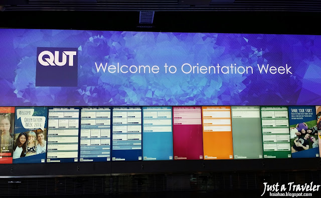 Australia-brisbane-university-master-bachelor-degree-campus-photo-kg-gp-student-qut-orientation-week-schedule-event-wall