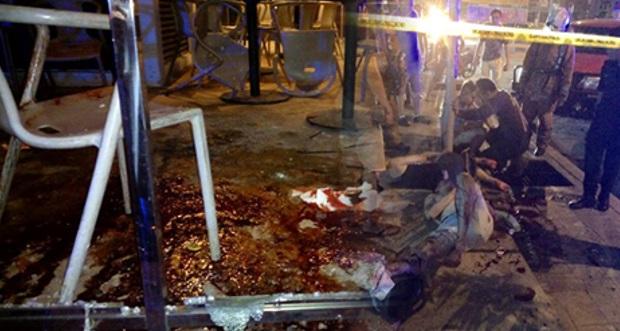 TERLAMPAU NGERI ! 10 Foto Tak DITAPIS TERSEBAR ! Letupan BOM Di Pub IOI Mall Puchong !