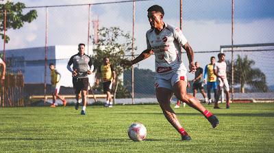 Segue no Tigrão! Lateral esquerdo Willian Formiga segue no Vila Nova até o final do ano