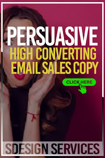 professionally composed email Persuasive and high converting email sales copy and email sequence