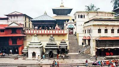 pashupati nath temple nepal