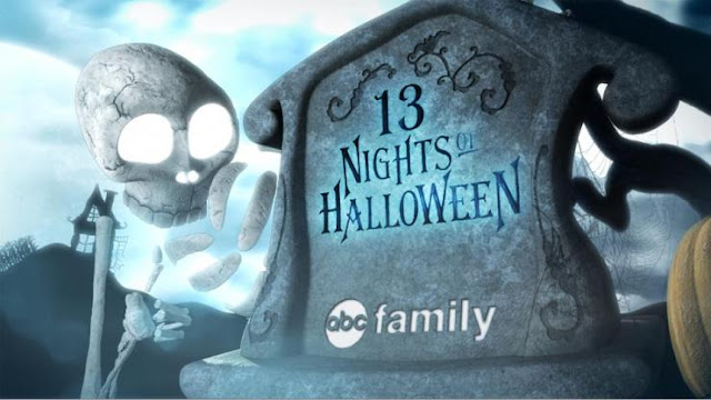 abc family announces 13 nights of halloween 2015 schedule - 13 Night Of Halloween