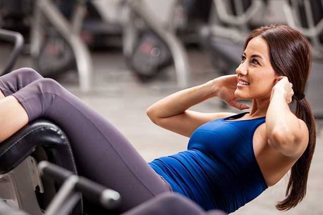 10 Types of Girls You Will See At Gym
