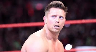 The Miz Injured Morrison Backlash Raw WWE Damien Priest Injury