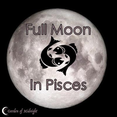 luna piena pesci fasi lunari