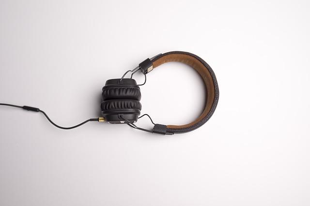 speaker headphone yang biasanya dipasang paralel