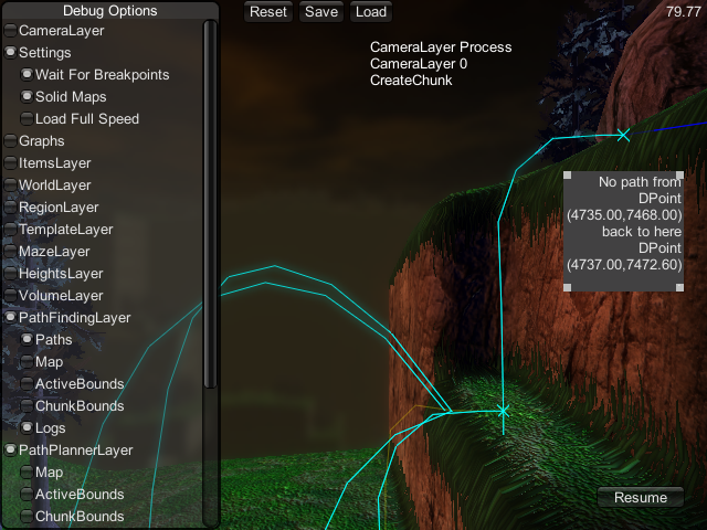 runevision blog: Debug your procedural world generation much easier