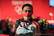 Eko Yuli Ukir Sejarah Empat Kali Beruntun Medali Olimpiade