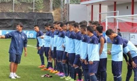 Timnas U-19 Akan Tantang Real Madrid dan Barcelona