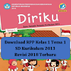 Download RPP SD Kelas 1 Tema 1 Revisi 2018