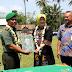 Wakil Bupati Hj Sri Mulyani Tutup TMMD Sengkuyung II. Betonisasi 1.050 Jalan Di Randulanang