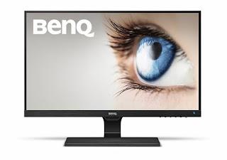 spesifikasi Monitor BenQ EW2445ZH dan EW2775ZH