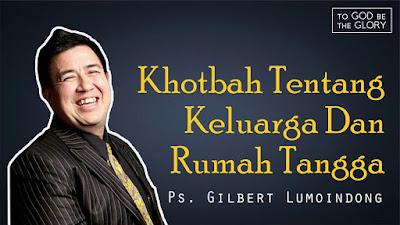 Video Khotbah Kristen 1 Menit Pdt Gilbert Lumoindong