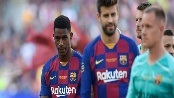 نتيجة مباراة برشلونة ونابولي اليوم الخميس 10-08-2019 الودية