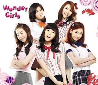 Profil Lengkap Personil Wonder Girls 2017