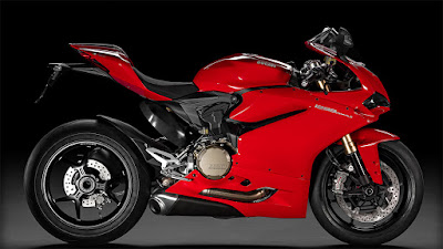 New 2016 Ducati 1299 Panigale S red colour