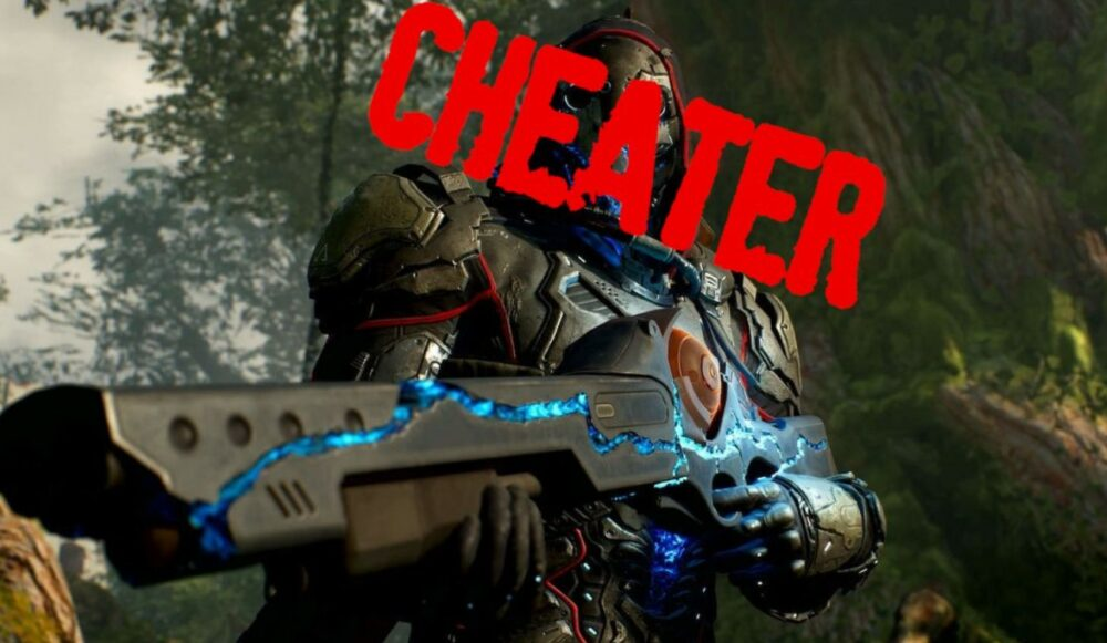 Outriders cheaters