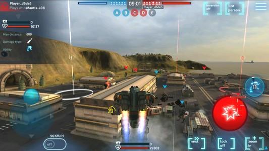 Robot Warfare Screenshot