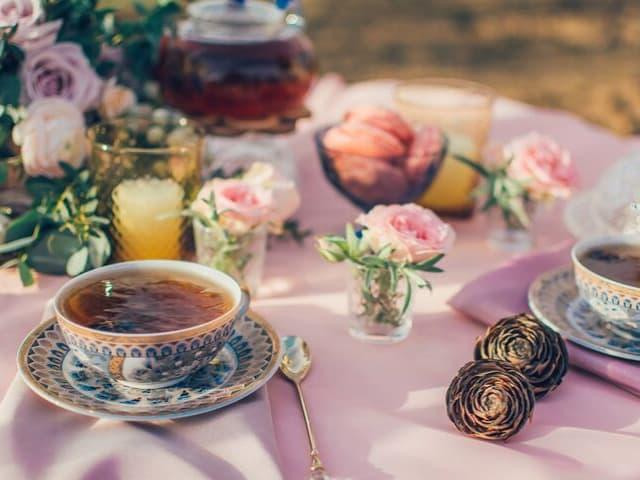 casas de chá
