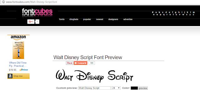 Sitios para descargar tipos de letras