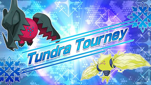 Pokémon Sword Shield Tundra Tourney