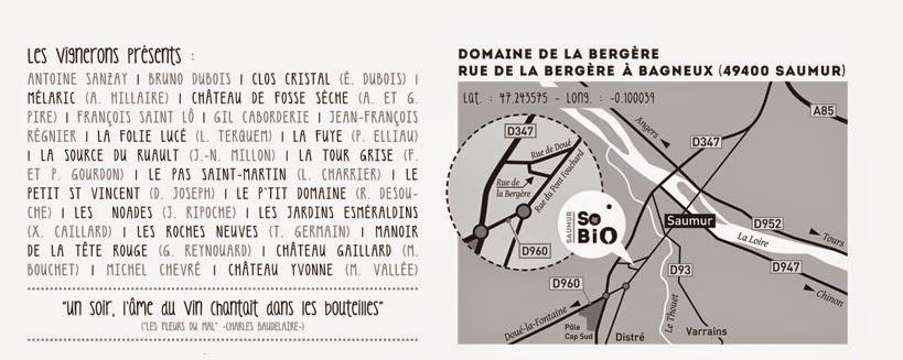jim s loire saumur organic wine fair saturday 29th november to monday 1st december