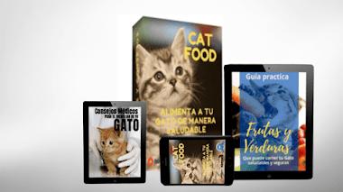 Reseña de eBook de recetas saludables para gato Partes 1 y 2
