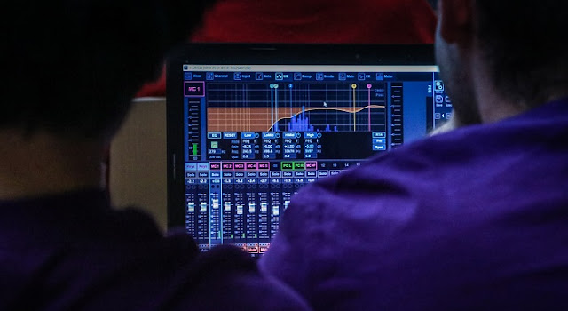 Belajar Mixing Audio - Frequency Range dan Mengenal Equalizer peter de vries guitar fisella music production