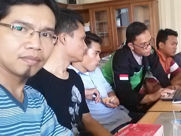 Belajar Perdana Ngeblog Bareng Blogger Bengkulu
