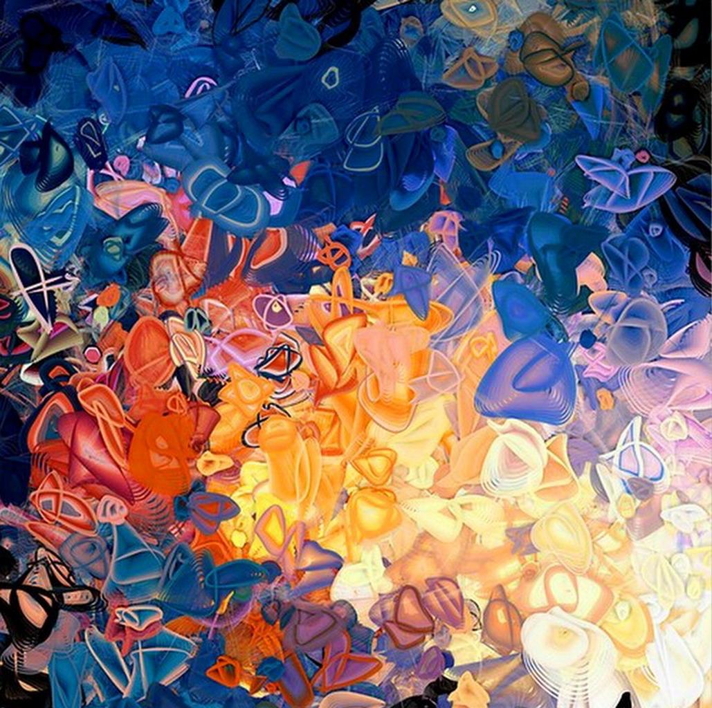 aelita andre nia de escasos seis aos dedicada a la pintura moderna y abstracta sus cuadros ya alcanzan los dlares americanos y promete un futuro