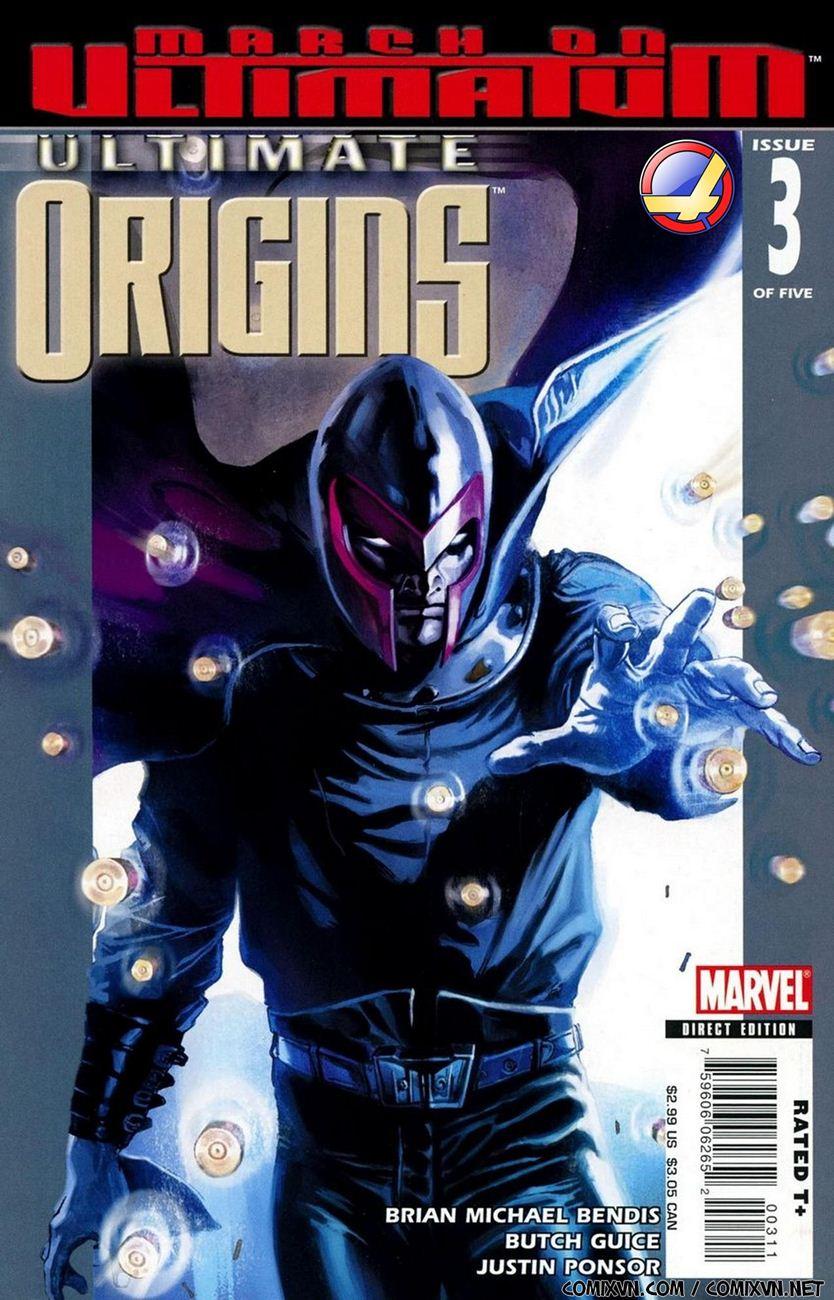 Ultimate Origin chap 3 trang 1