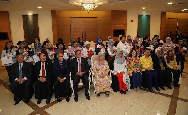 Sarawak Kongsi Kekayaan Bersama Rakyat - Abang Jo