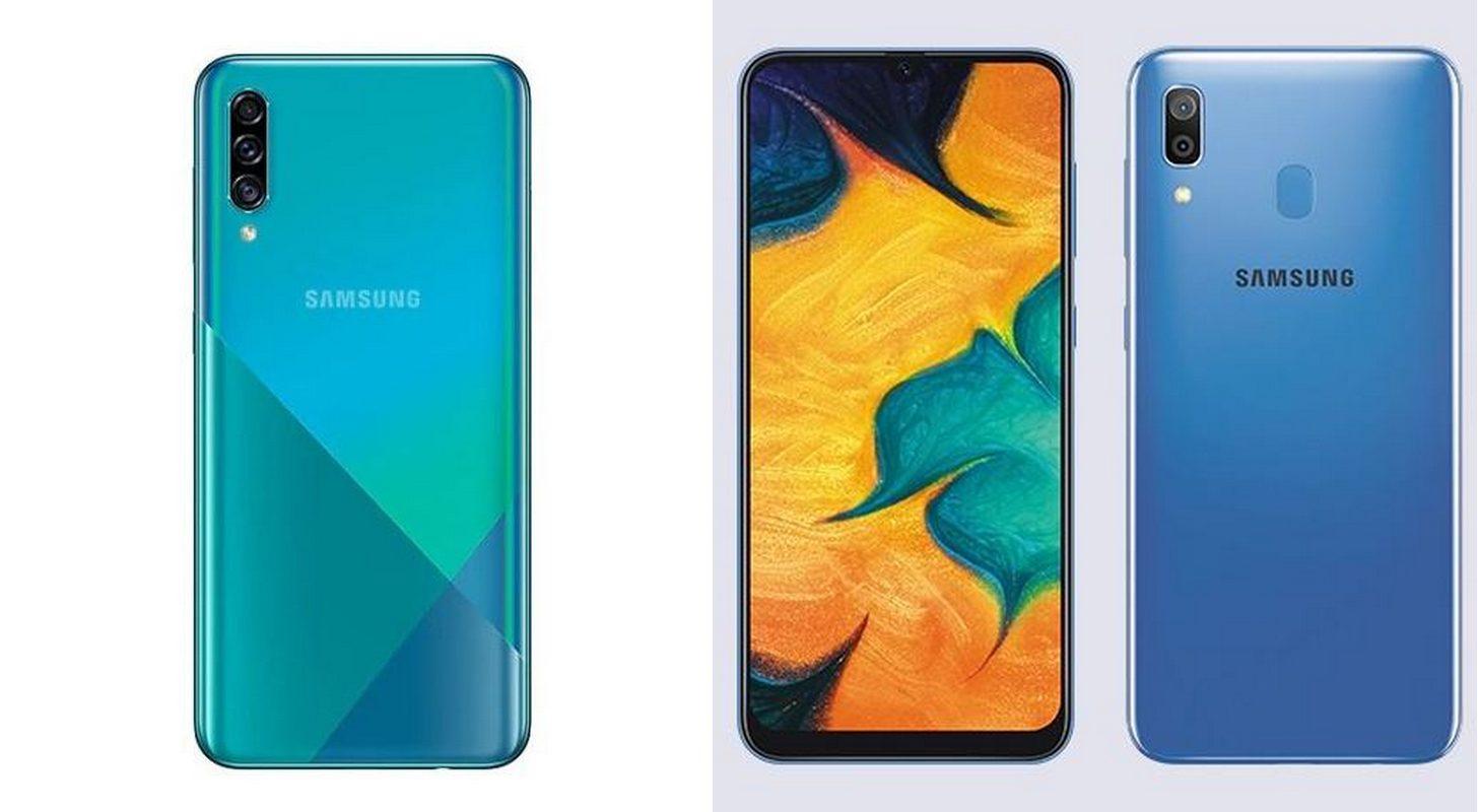 Perbedaan Samsung Galaxy A30s vs Galaxy A30, Downgrade atau Upgrade?