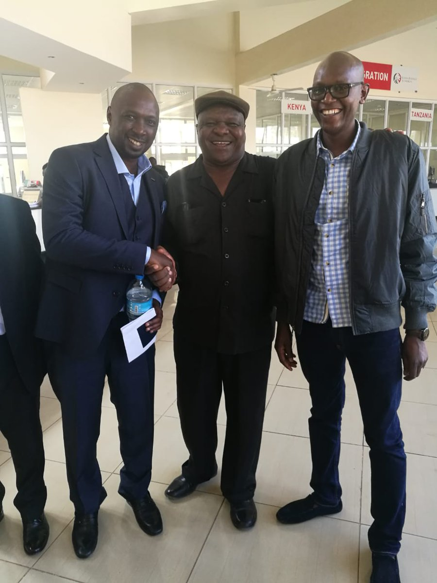 Man Who Bought Raila A Hummer SUV Has Been Released From Tanzanian Jail