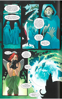 Comic: Review de DC Comics: Bombshells Vol.4 Reinas de Marguerite Bennett - ECC Ediciones