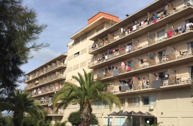 Αργολίδα: Παρατείνονται οι περιορισμοί για τους πρόσφυγες στη δομή φιλοξενίας στο Πόρτο Χέλι