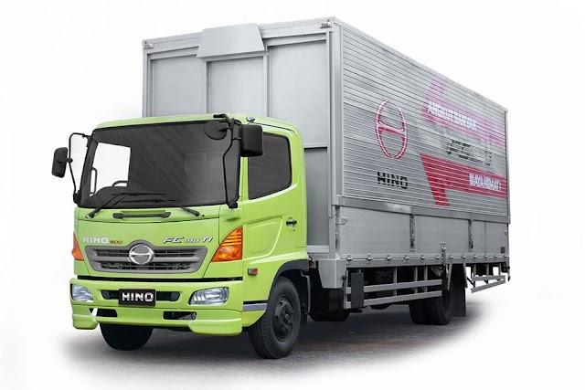 NEW RANGER HINO 500 FC Series 4x2 190 J
