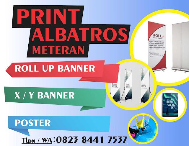 Print Albatros Meteran Buka 24 Jam di Jakarta