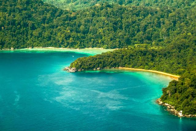5 Tempat Menarik di Pulau Tioman
