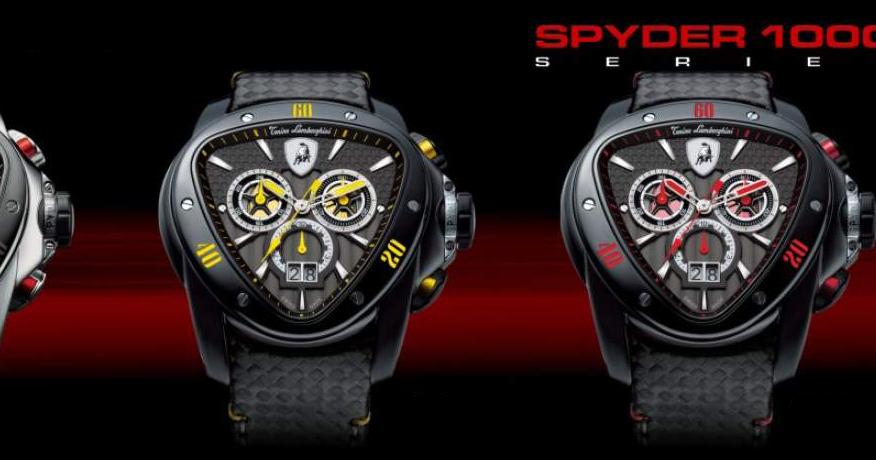 Tonino Lamborghini Watches藍寶堅尼手錶 評價 專櫃 價格 臺灣哪裡買